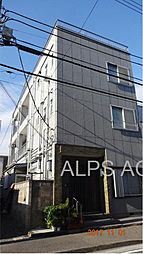 神奈川県横浜市南区中島町2丁目の賃貸マンションの外観