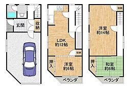 北巽駅 1,150万円