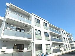 ガーデンヒルズ六高台B棟[201号室]の外観