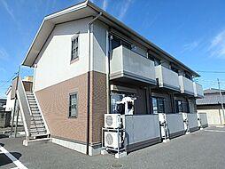 メゾンHANAMARU B棟[1階]の外観