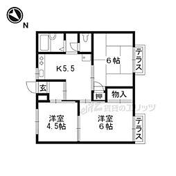 【敷金礼金0円!】東海道・山陽本線 瀬田駅 徒歩20分