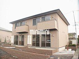 静岡県焼津市石津の賃貸アパートの外観