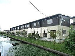 [テラスハウス] 岡山県岡山市北区白石 の賃貸【/】の外観