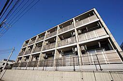 さぎぬま山荘A棟[3階]の外観