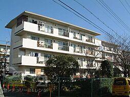 円明寺ヶ丘団地T棟305号[3階]の外観