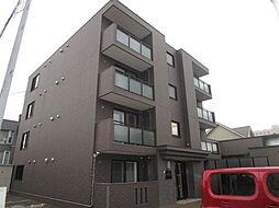 北海道札幌市北区北三十一条西12丁目の賃貸マンションの外観