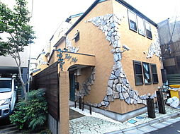 東京都北区上十条4丁目の賃貸アパートの外観