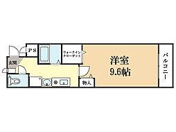K-11.ほうその[1階]の間取り