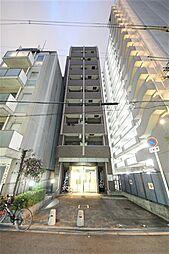 プレサンス西心斎橋[9階]の外観