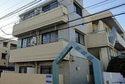 神奈川県大和市林間2丁目の賃貸マンションの外観