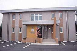 ペン・シャトー吉川[202号室]の外観