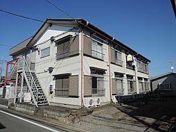 第3元町コーポ[203号室]の外観