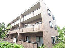 ベルハイツ上社[1階]の外観