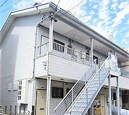 大阪府守口市大久保町3丁目の賃貸アパートの外観