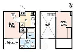 大高駅 5.6万円