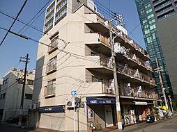 大阪府大阪市福島区福島7丁目の賃貸マンションの外観