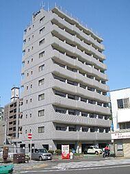 ダイナコートグランデュール博多[8階]の外観