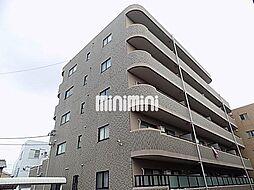 愛知県名古屋市北区如意1丁目の賃貸マンションの外観