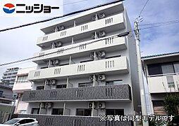 仮)津市南新町マンション[4階]の外観