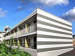 レオパレスグリーンヒルズ[1階]の外観