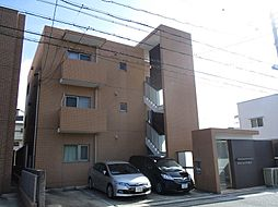 愛知県名古屋市千種区鹿子町7丁目の賃貸マンションの外観