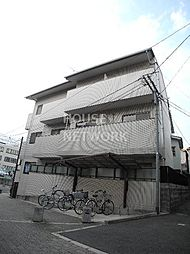 京都参番館[101号室号室]の外観