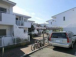 辻堂ガーデンタウン[204号室]の外観