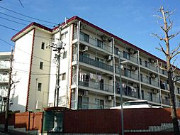 グリーンヒル藤が丘D[4階]の外観