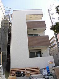 フジパレス長居西I番館[2階]の外観