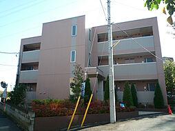 千葉県柏市戸張の賃貸マンションの外観