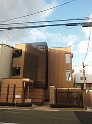 京都府京都市山科区椥辻封シ川町の賃貸マンションの外観