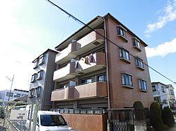 大阪府堺市堺区南丸保園の賃貸マンションの外観