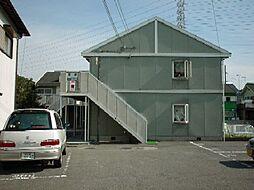 ドミール中島A棟[201号室]の外観