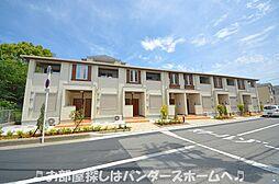 大阪府枚方市招提南町3の賃貸アパートの外観