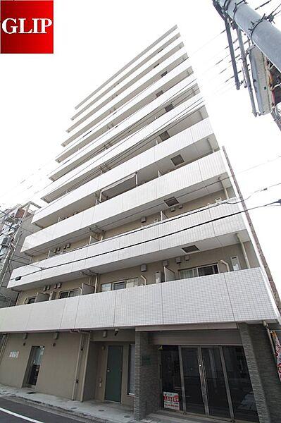 ラフィスタ横浜阪東橋I[9階]の外観