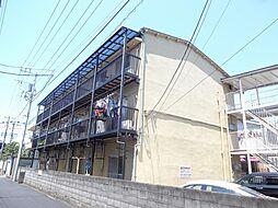日野田口ハイツ[201号室]の外観