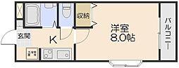 ピア・ドリームII番館[202号室]の外観