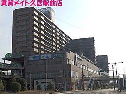 サンマンションポルタ久居 北館[11階]の外観