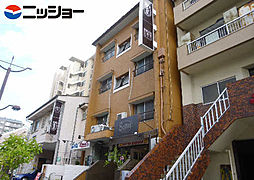 竹中ビル[4階]の外観