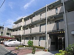 サンフェスタ東福寺C棟[207号室]の外観