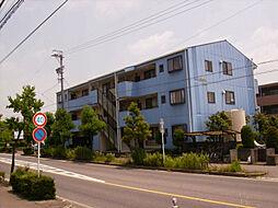 愛知県長久手市城屋敷の賃貸マンションの外観
