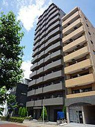 東京都品川区大井2丁目の賃貸マンションの外観