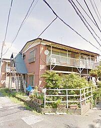 埼玉県川口市大字伊刈の賃貸アパートの外観