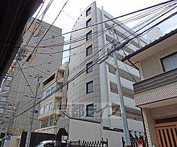 京都府京都市下京区安土町の賃貸マンションの外観