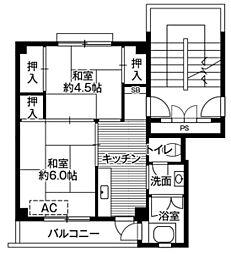 【敷金礼金0円!】ビレッジハウス高木1号棟