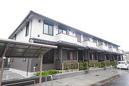 埼玉県吉川市美南2丁目の賃貸アパートの外観