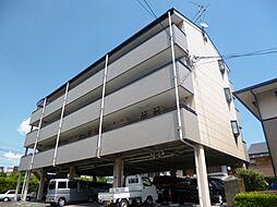 大阪府藤井寺市国府3丁目の賃貸マンションの外観