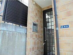 アーバンプレイス東新宿II・D[102号室]の外観