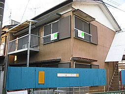 南天荘[2階]の外観