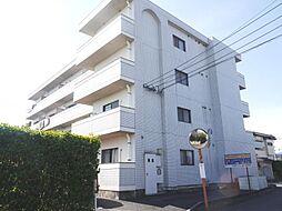 プラザマンション[4階]の外観